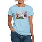 Creation / Ger SH Pointer Women's Light T-Shirt