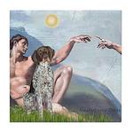 Creation / Ger SH Pointer Tile Coaster