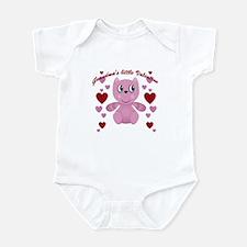 Grandma's little Valentine Infant Bodysuit