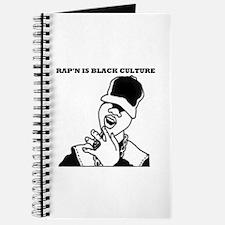 Rap'n is Black Culture Journal