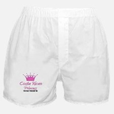Costa Rican Princess Boxer Shorts
