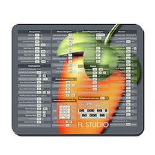 FL Studio Keyboard shortcuts with Fruit