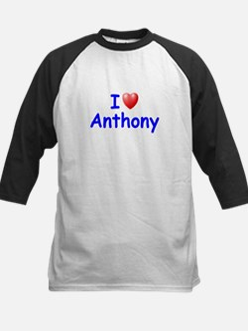 I Love Anthony (Blue) Tee
