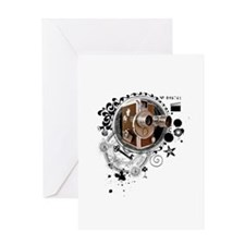 The Alchemy of Filmmaking Greeting Card