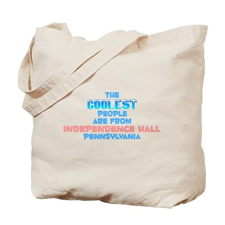 Coolest: Independence H, PA Tote Bag