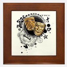 Alchemy of Theatre Production Framed Tile