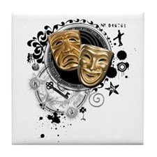 Alchemy of Theatre Production Tile Coaster