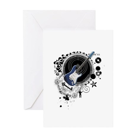 The Alchemy of Music Greeting Card