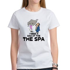 A Day at the Spa Tee