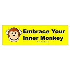 Embrace Your Inner Monkey