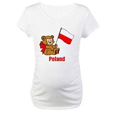 Poland Teddy Bear Shirt