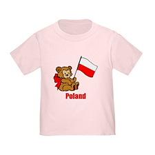 Poland Teddy Bear T