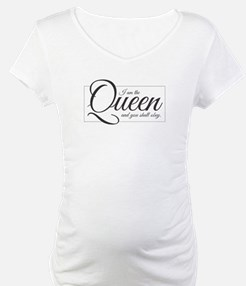 I am the Queen - Obey Shirt