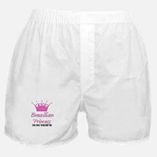 Brazilian Princess Boxer Shorts