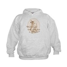 Rather A Golden Hoodie