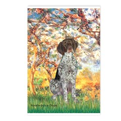 Spring / Ger SH Postcards (Package of 8)