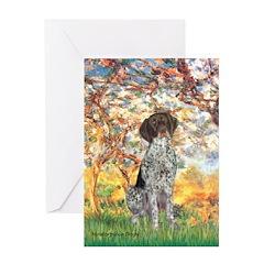 Spring / Ger SH Greeting Card