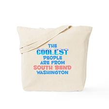 Coolest: South Bend, WA Tote Bag
