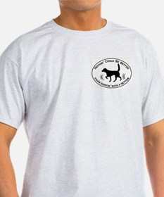 Huntin with a Setter Cap T-Shirt