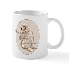 Golden Love Mug