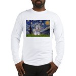 Starry / Skye #3 Long Sleeve T-Shirt