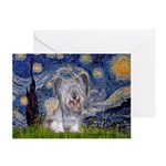 Starry / Skye #3 Greeting Cards (Pk of 20)