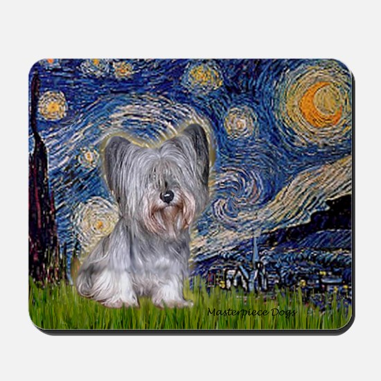 Starry / Skye #3 Mousepad