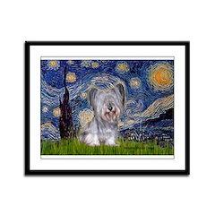 Starry / Skye #3 Framed Panel Print