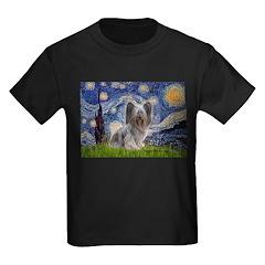 Starry / Skye #2 Kids Dark T-Shirt