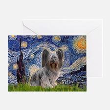 Starry / Skye #2 Greeting Card