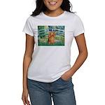 Bridge & Doxie (LH-Sable) Women's T-Shirt