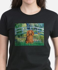 Bridge & Doxie (LH-Sable) Tee