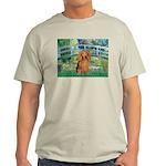 Bridge & Doxie (LH-Sable) Light T-Shirt