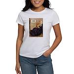 Whistler's /Dachshund(LH-Sabl) Women's T-Shirt