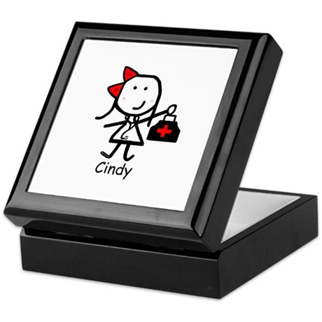 Medical - Cindy Keepsake Box