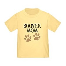 Big Paws Bouvier Mom T