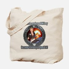 Dr. Evil For Hillary Tote Bag