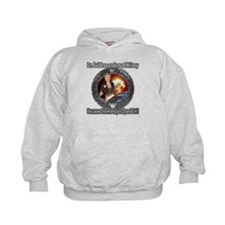 Dr. Evil For Hillary Hoodie