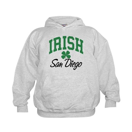 San Diego Irish Kids Hoodie