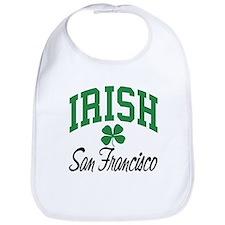 San Francisco Irish Bib