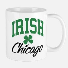 Chicago Irish Mug