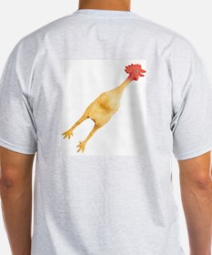 2- Sided Hot Wings T-Shirt