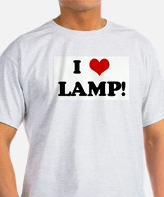 I Love LAMP! T-Shirt