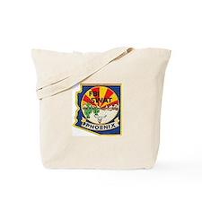 Arizona FBI SWAT Tote Bag