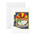 Arizona FBI SWAT Greeting Cards (Pk of 20)