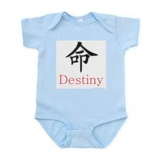 Destiny Symbol Infant Creeper