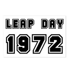 LEAP DAY 1972 Postcards (Package of 8)