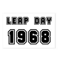 LEAP DAY 1968 Postcards (Package of 8)