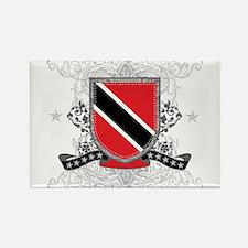 Trinidad and Tobago Shield Rectangle Magnet