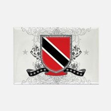 Trinidad and Tobago Shield Rectangle Magnet (100 p